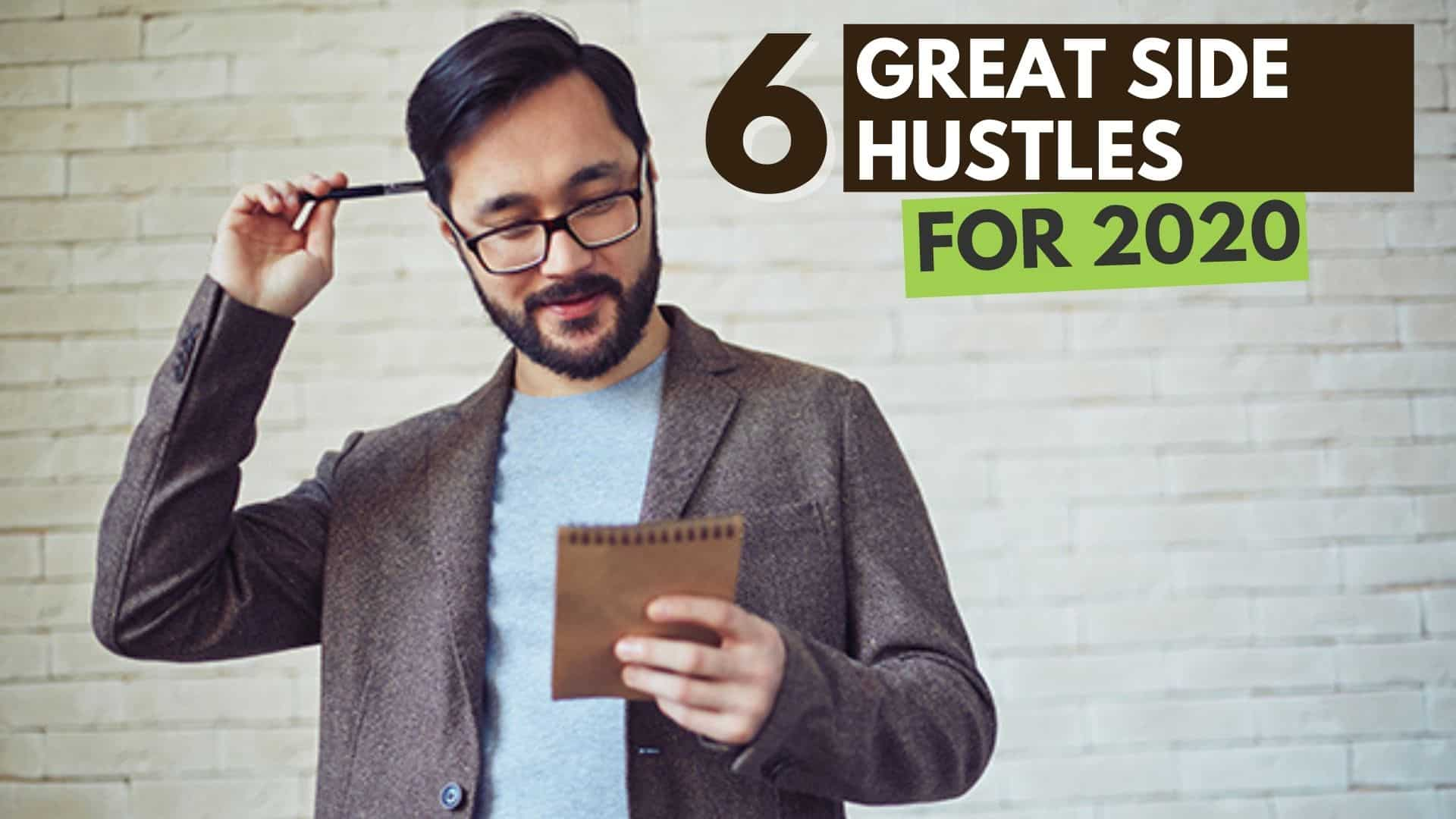 6 Side-Hustle Ideas for 2020