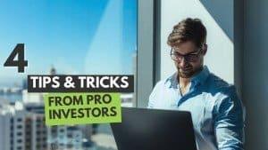 4 Secret Tricks From Professional Investors
